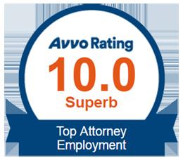 Avvo Top Employment Attorney